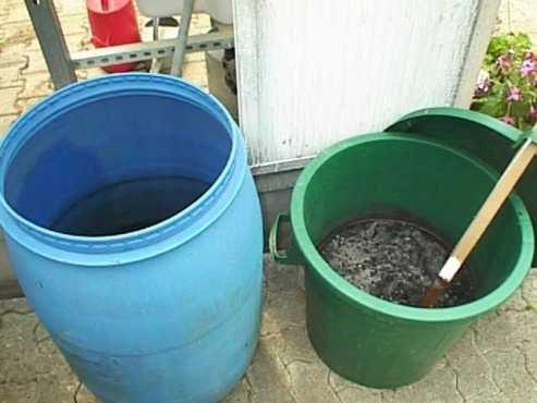 Zubereitung von Pflanzenjauche