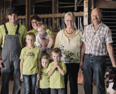 Den eigenen Hof ausserfamiliär weitergeben – an junge Menschen, die einen Hof suchen
