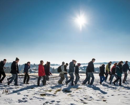 Lernen wie vielfältiger Gemüseanbau und der Aufbau einer SoLawi geht – Lehrgang in vier Blöcken im Winter / Frühling 2021