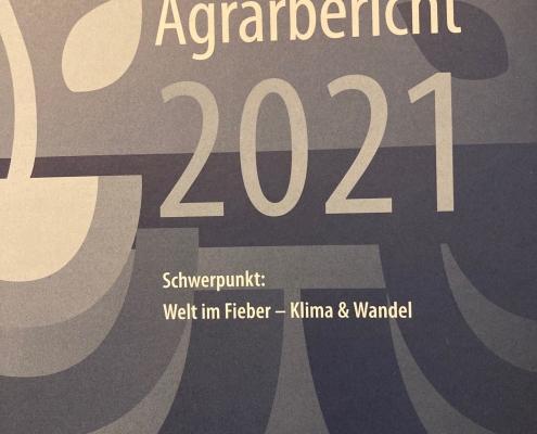 Der kritische Agrarbericht ist eine Frundgrube aktueller und fundierter Überlegungen zur Landwirtschaft und allem was dazu gehört – Ernährung, Tierschutz, Umwelt, Kultur, Politk… und Klima.