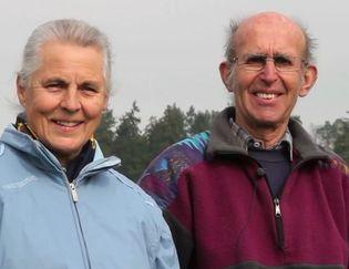Ernst und Dorli Frischknecht 2014 im Interview mit terrABC.org – eines ihrer vielen Engagements für den ökologischen Landbau