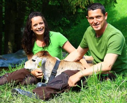 Für Marlen und Stephan Koch-Mathis steht der respektvolle Umgang mit Mensch, Tier und Natur im Zentrum.